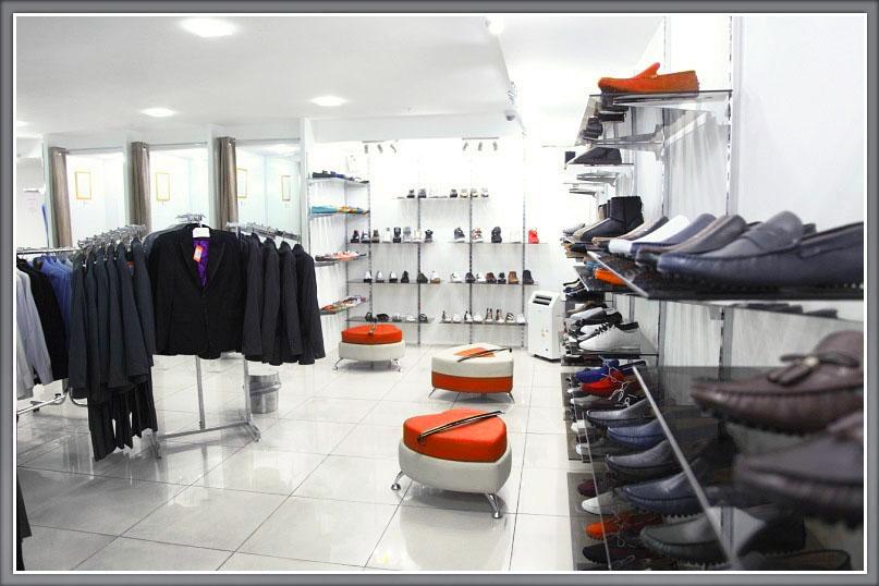 Магазин Мужской И Женской Одежды